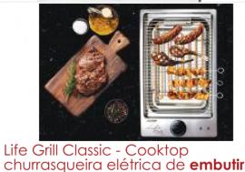 Churrasqueira Eletrica Embutir 220V Life Grill Cotherm