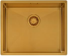 Cuba 54x44x20 Quadrum Gold 94007/303 Tramontina Design Collection