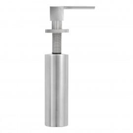 Dosador de Sabão Luxo Quadrum Inox Escovado 94517/001 Tramontina Design Collection