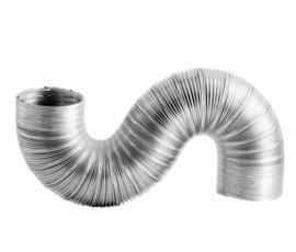 Tubo Aluminio Compact F+ Ø150mm 1,20-5,0mts Wdb