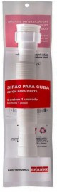 Sifao Simples Tubo Extensivo Brco 14857 Franke