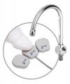 Acionamento Pedal p/Água Sabão e Álcool c/Torneira Aqua III 127v Biovis