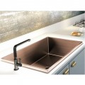 Cuba Primaccore 600 Semi Top Mount Rose Gold 90310 DeBacco