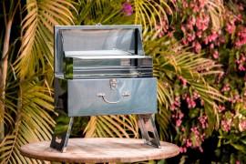 Churrasqueira Portátil BOX BBQ