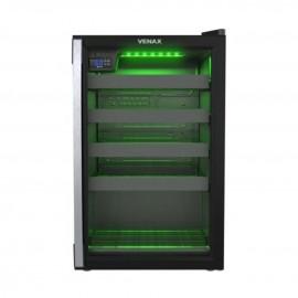Adega Piubela 100L c/LED (16 Opções de Cores) 127v 16215 Venax