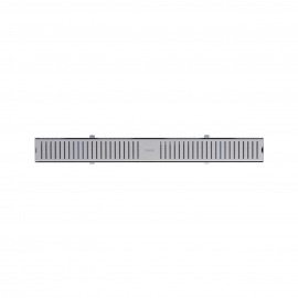 Ralo Inox Linear Slim 80x7cm Scotch Brite 94535/108 Tramontina