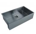 Cuba Primaccore 70x40 Farm Sink Black Matte 90620 Debacco