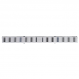 Ralo Inox Linear Slim 100x7cm Scotch Brite 94535/110 Tramontina