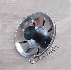 Cestin Inox p/Válvula 3,5 Pol Pp Padova